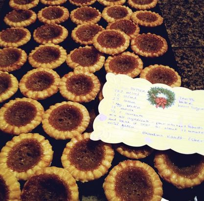 Rock Your Chores Butter tarts